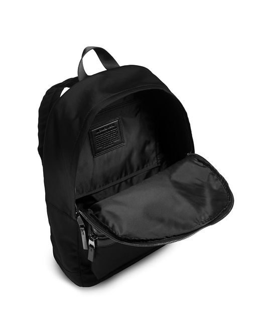 Michael Kors | Black Kent Backpack for Men | Lyst