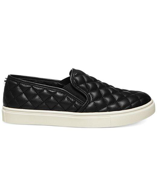 Steve Madden | Black Ecentrc-q Platform Sneakers | Lyst