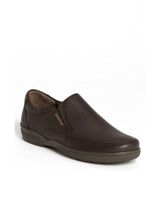 Mephisto | Brown 'adelio' Venetian Loafer for Men | Lyst