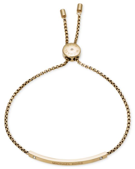Michael Kors | Metallic Mkj4641710 Ladies Bracelet | Lyst