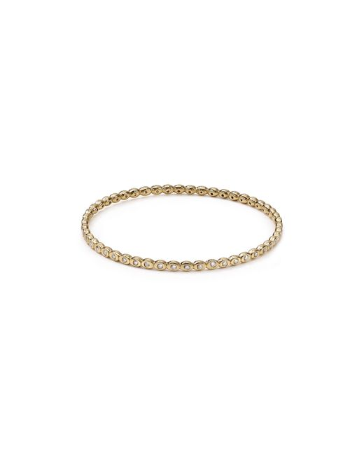 Melinda Maria | Metallic Teeny Pod Bangle | Lyst