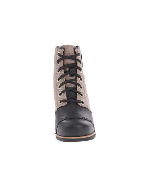 Sorel | Black ® 1964 Premium Wedge Booties | Lyst