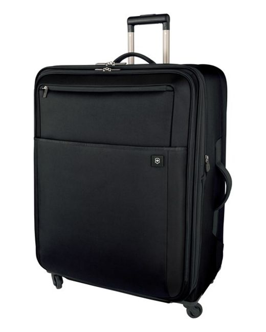 Victorinox | Black Victorinox Swiss Army 'avolve 30' Wheeled Packing Case for Men | Lyst