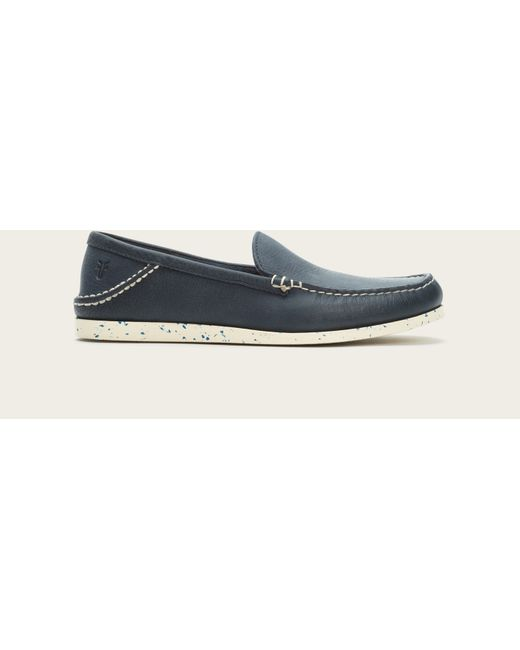 Frye | Blue Mason Venetian for Men | Lyst