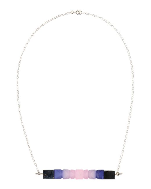 Lily Kamper | Pink Necklace | Lyst