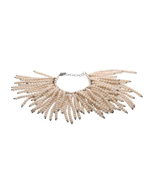 Brunello Cucinelli   White Bracelet   Lyst