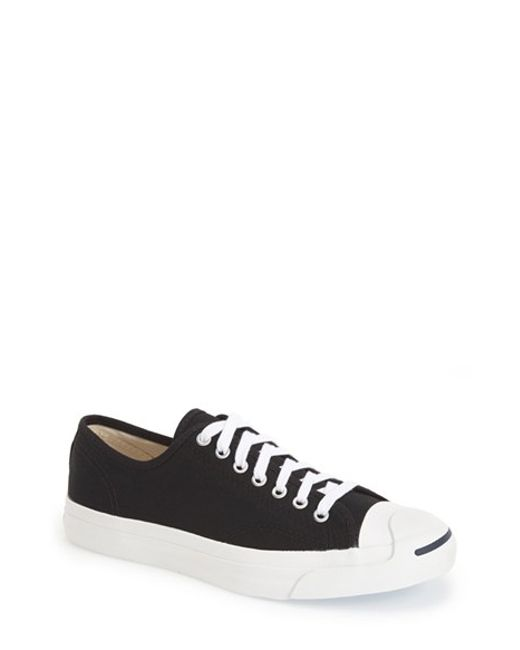 Converse | Black 'jack Purcell' Sneaker for Men | Lyst