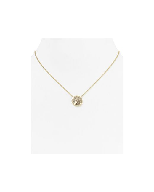 House of Harlow 1960 | Metallic Tholos Mosaic Necklace, 16"