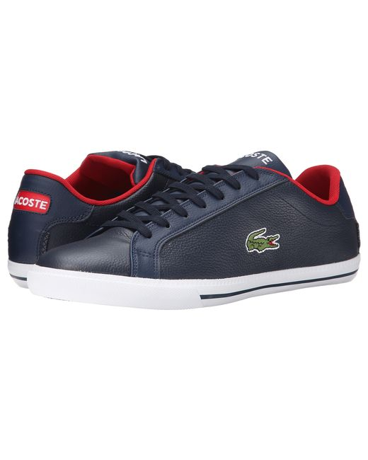 Lacoste | Blue Grad Vulc Ts for Men | Lyst
