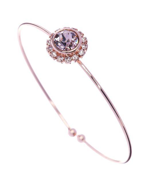 Ted Baker | Metallic Sappell Swarovski Crystal Bracelet | Lyst