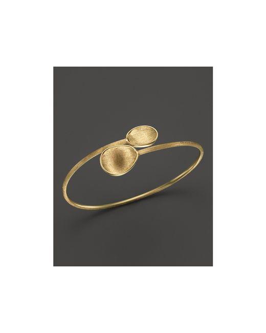 Marco Bicego | Metallic 18k Yellow Gold Lunaria Cuff | Lyst