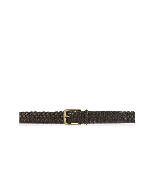 Pink Pony | Green Sportsman Braided Belt for Men | Lyst