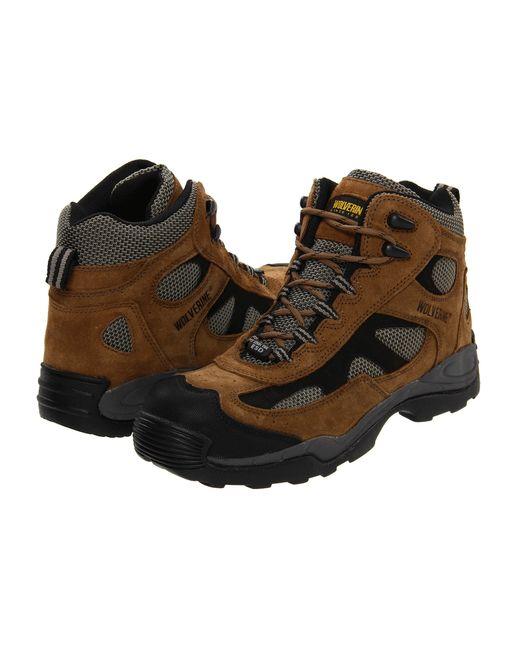 wolverine 174 slip resistant steel toe static dissipating