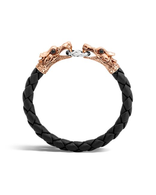 John Hardy Dragon Legend Bracelet In Black Lyst