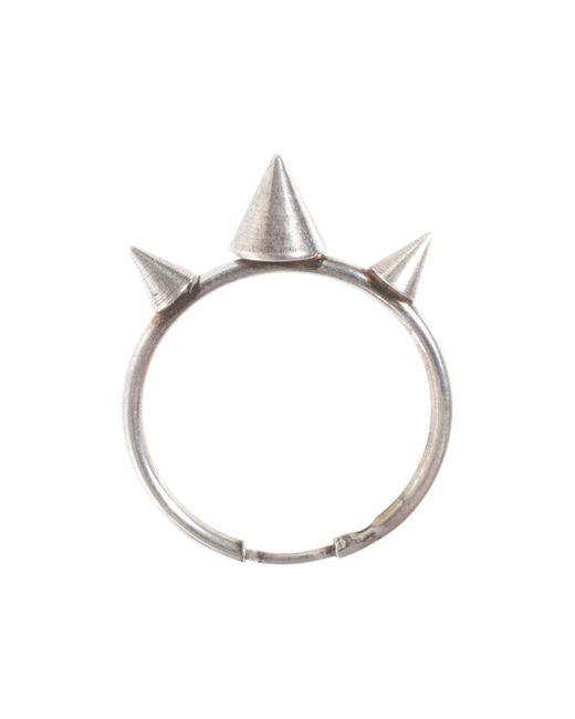 Isabel Marant | Metallic Downtown Hoop Earrings | Lyst