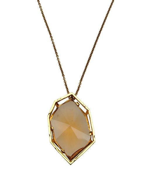 Alexis Bittar | Metallic Necklace | Lyst