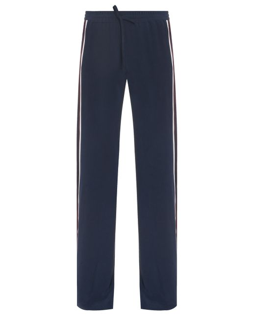 JOSEPH | Multicolor Pyjama Smoking Silk Trousers | Lyst