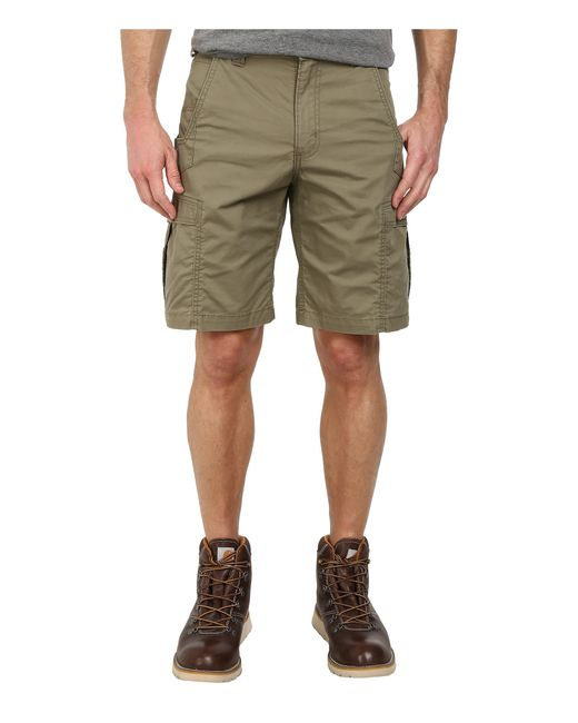 Carhartt | Green Mobsby Cargo Short for Men | Lyst