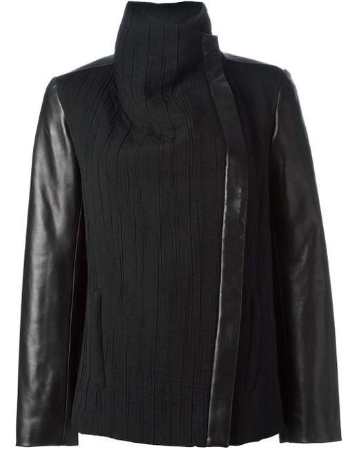 Helmut Lang | Black 'blizzard' Jacket | Lyst