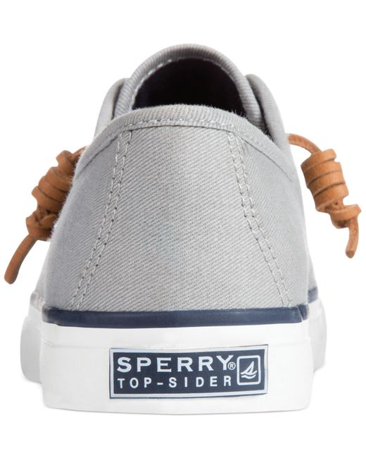 Sperry Top-Sider   Gray Seacoast Sneakers   Lyst