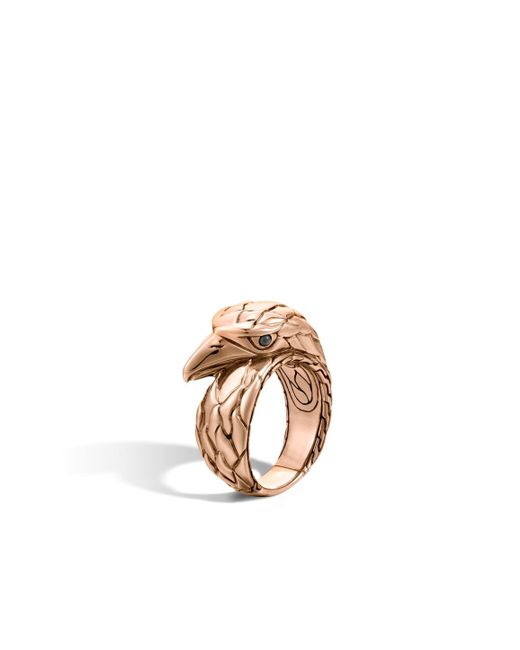 John Hardy | Metallic Eagle Ring for Men | Lyst