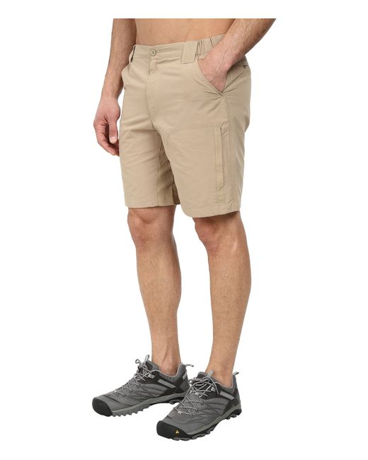 Woolrich | Natural Obstacle Short for Men | Lyst