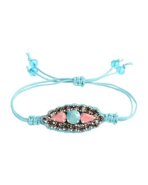 Deepa Gurnani | Blue Bracelet | Lyst