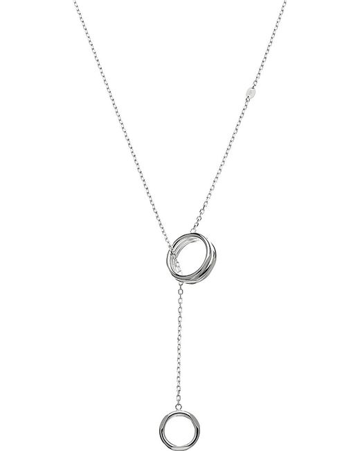 Links of London | Metallic 20/20 Interlocking Necklace | Lyst