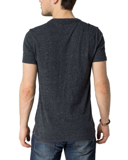 Tommy Hilfiger | Black Turpin T Shirt for Men | Lyst