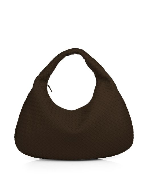 Bottega Veneta | Brown Veneta Medium Hobo Bag | Lyst