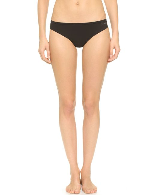 La Perla | Black Invisible Briefs | Lyst