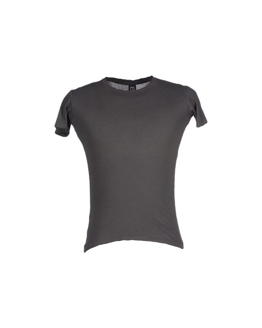 Alternative Apparel | Gray T-shirt for Men | Lyst