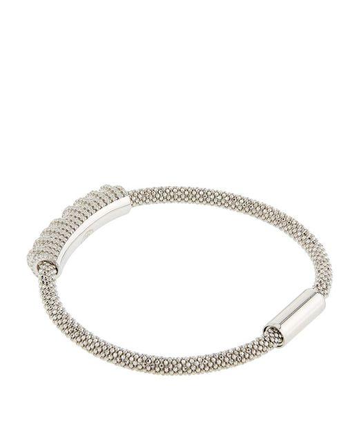 Links of London | Metallic Star Dust Crown Bracelet | Lyst