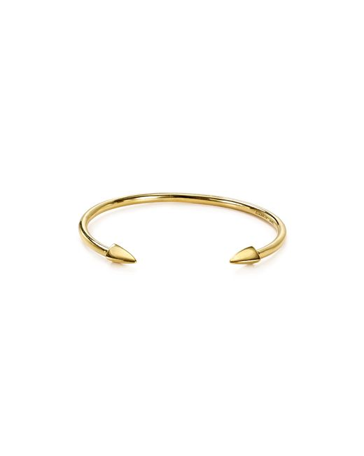 Elizabeth and James | Metallic Signature Vogel Cuff | Lyst