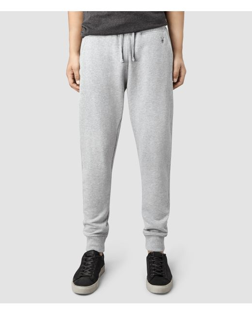 AllSaints | Gray Wilde Sweatpant for Men | Lyst