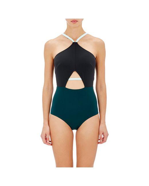 Flagpole Swim | Black Warren One-piece Swimsuit | Lyst