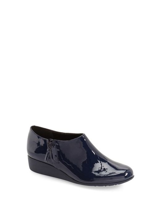 Cole Haan Callie Patent Leather Rain Shoes