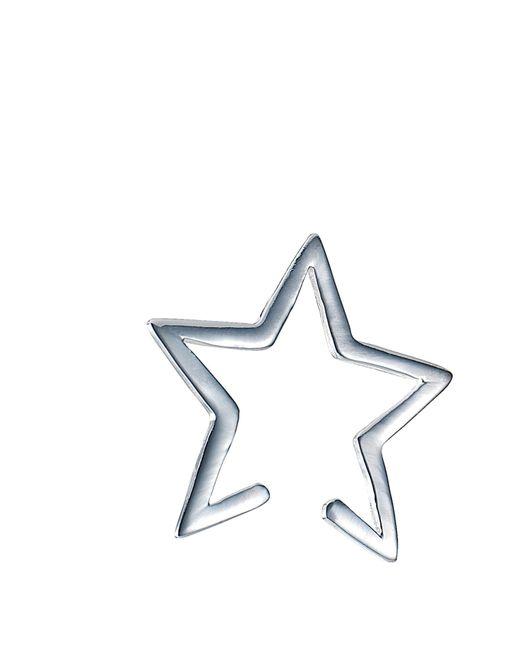 Tada & Toy | Metallic Star Cuff Silver | Lyst