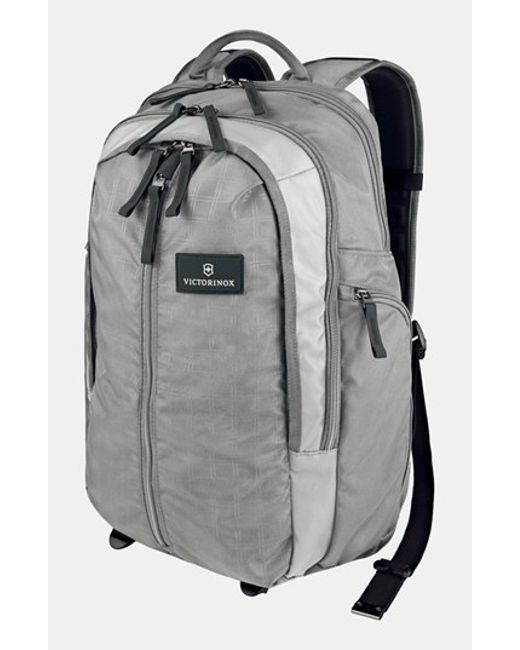 Victorinox | Gray Victorinox Swiss Army 'altmont' Backpack for Men | Lyst