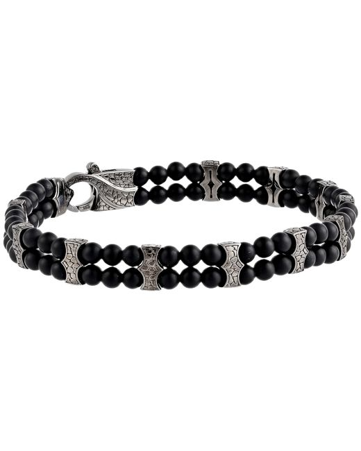 Stephen Webster | Black Rayman Beaded Bracelet for Men | Lyst
