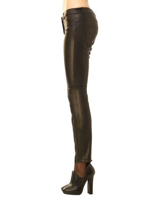 Innovative LORD Amp TAYLOR WOMENS BROWN LEATHER PANTS SIZE 4P FULLY LINED  EBay
