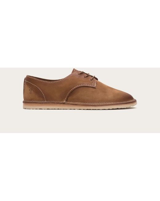 Frye | Brown Milly Oxford | Lyst