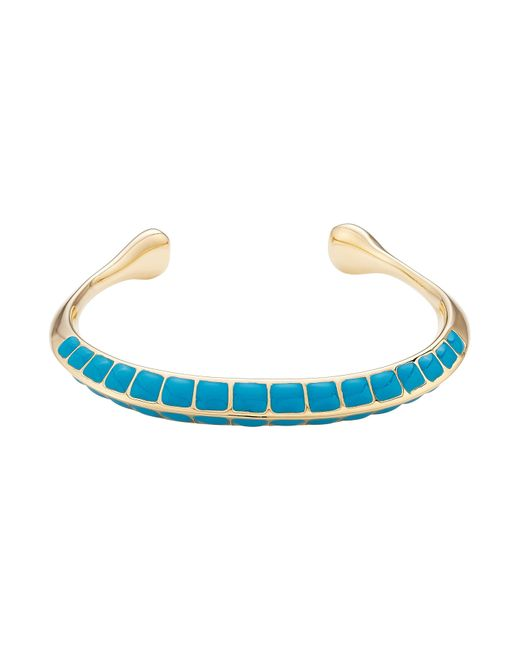 Aurelie Bidermann | Metallic Aurélie Bidermann Apache Gold Cuff | Lyst