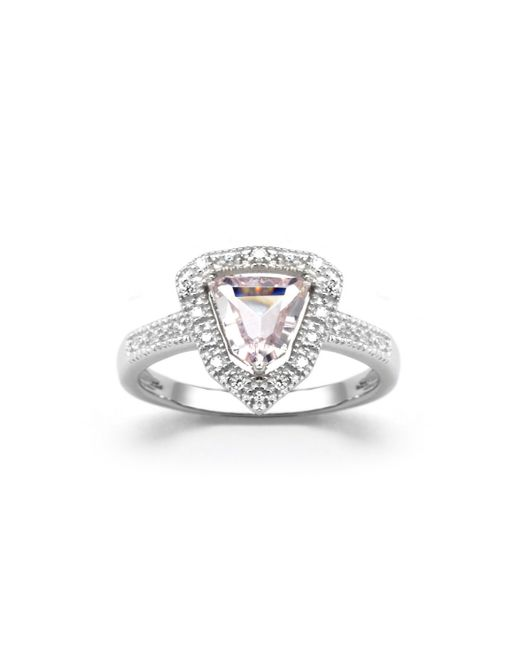 V Jewellery | Metallic Romance Grace Ring | Lyst