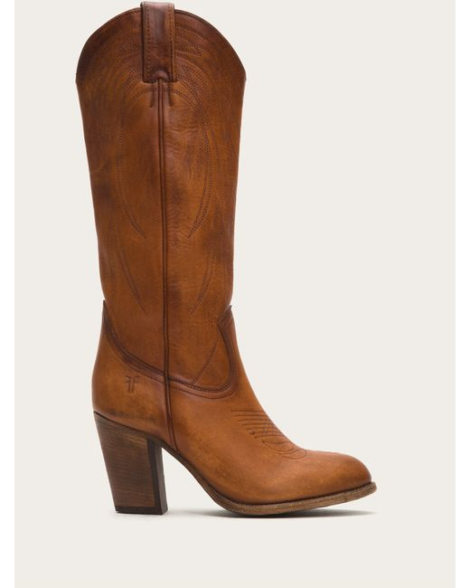 Frye | Brown Claude Tall Boot | Lyst