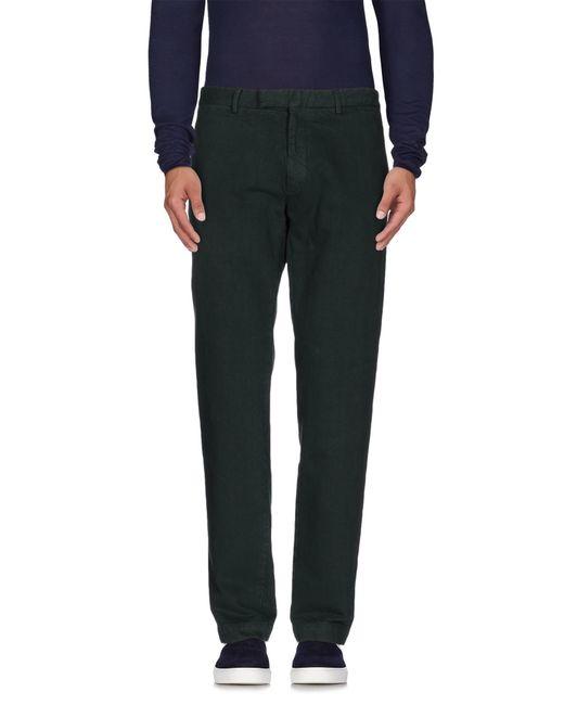 Alain | Green Denim Trousers for Men | Lyst