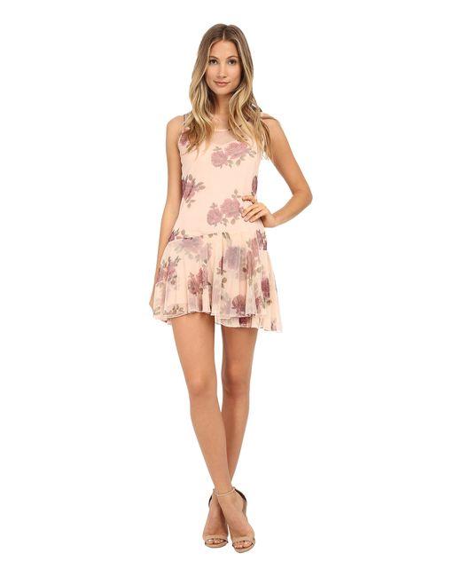 DIESEL | Pink D-warda Dress | Lyst