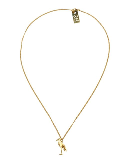 Sophie Hulme | Metallic Necklace | Lyst