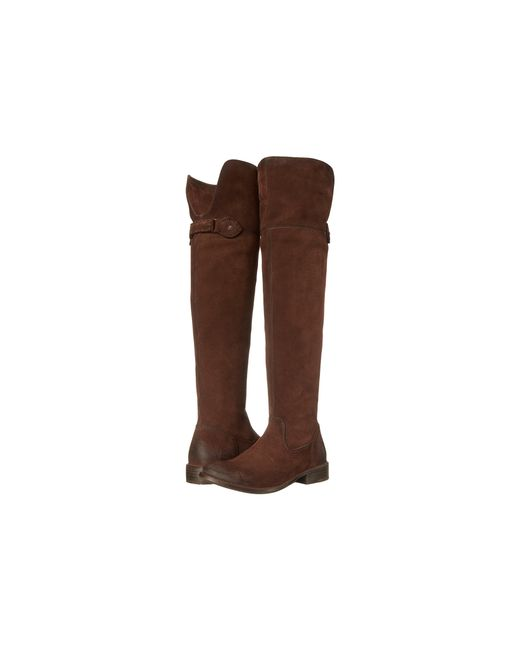 Frye   Brown Shirley Over-the-knee Riding   Lyst