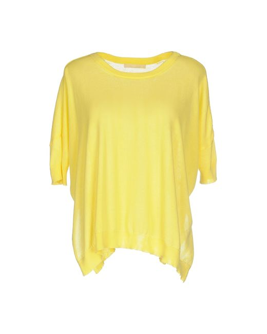 Nioi | Yellow Sweater | Lyst
